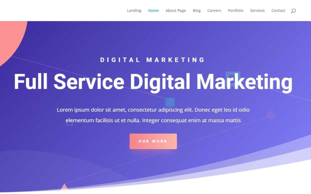 Full Service Digital Marketing